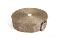 TITAN Exhaust Wrap 1100°С 2in*100ft TDTW2100