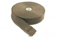TITAN Exhaust Wrap 1100°С 1in*50ft TDTW0150