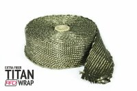 TITAN Exhaust Wrap RFD 1100°С 50mm*7.5m TDTW0225F